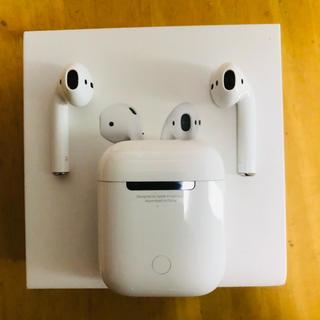 Apple - エアポッズ(開封品)