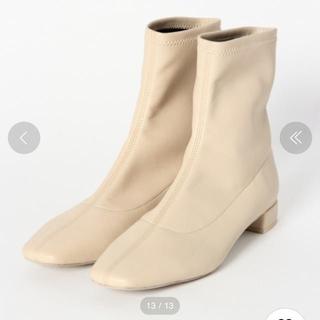 ローリーズファーム(LOWRYS FARM)のローリーズファーム ストレッチローヒールブーツ(ブーツ)