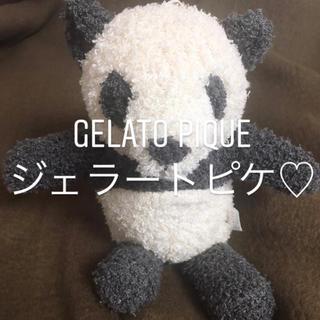 ジェラートピケ(gelato pique)のジェラートピケ♡パンダのぬいぐるみ(ぬいぐるみ)