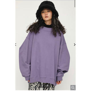 SLY - SLY 4XL POINT SHOULDER SW トップス