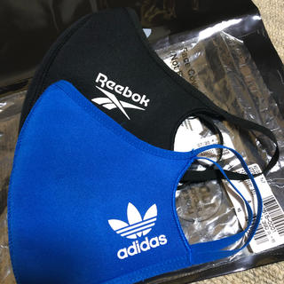 adidas - adidas/Reebok カバー M/L 2枚セット