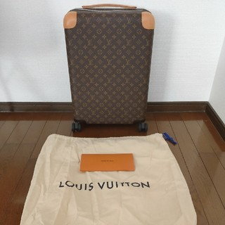 LOUIS VUITTON - ルイヴィトン ホライゾン50 キャリーバッグ スーツケース 機内持ち込み可
