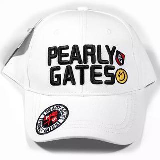 パーリーゲイツ(PEARLY GATES)の⭐︎新品未使用品⭐︎パーリーゲイツ ゴルフキャップ(キャップ)
