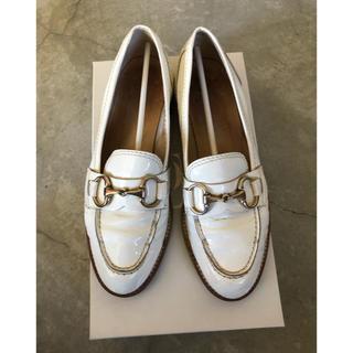 トゥモローランド(TOMORROWLAND)のルカグロッシ(ローファー/革靴)