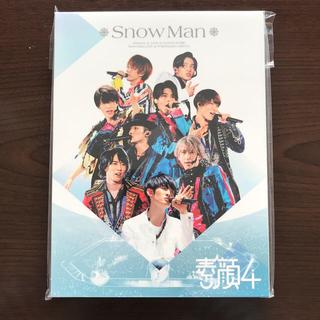 【新品未開封】素顔4 Snow Man