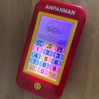 アンパンマン - アンパンマン 携帯電話 おもちゃ スマホ ゲーム