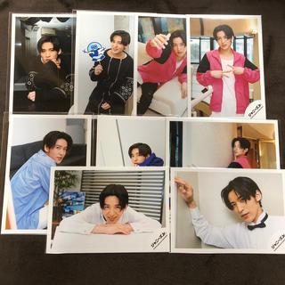 ジャニーズ(Johnny's)の目黒蓮公式写真① 9枚セット(アイドルグッズ)