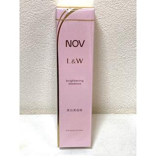 NOV - NOV ノブ ブライトニングエッセンス 美白美容液