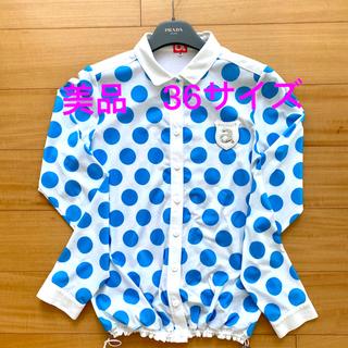 archivio アルチビオ 美品 水色 裾調節可能 ブラウス 36(ウエア)
