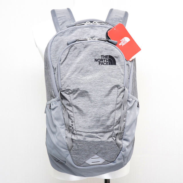 THE NORTH FACE(ザノースフェイス)の新品 ノースフェイス バックパック グレー リュックサック バッグ ザック 人気 メンズのバッグ(バッグパック/リュック)の商品写真