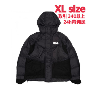 sacai - Nike x sacai Men's Parka Black XLサイズ