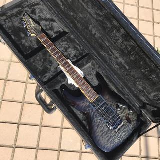 アイバニーズ(Ibanez)のIBANEZ アイバニーズ S570DXQM-TGB (エレキギター)