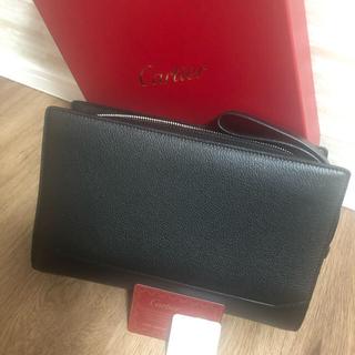 カルティエ(Cartier)のカルティエ メンズセカンドバッグ未使用(セカンドバッグ/クラッチバッグ)