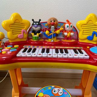 アンパンマン ミュージックショー ピアノ