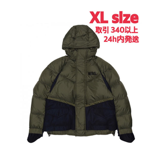 sacai - Nike x sacai Men's Parka Khaki XLサイズ