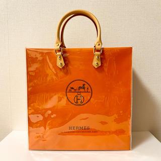 Hermes - クリアバッグ トートバッグ