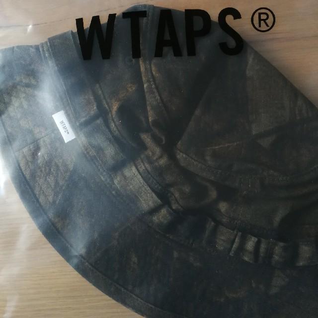 W)taps(ダブルタップス)のLサイズ JUNGLE HAT COTTON RIPSTOP CAMO メンズの帽子(ハット)の商品写真