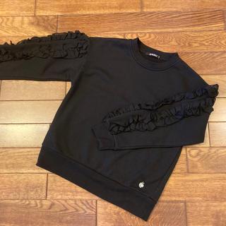 ナルミヤ インターナショナル(NARUMIYA INTERNATIONAL)のナルミヤインターナショナル♡by LOVEiT♡トップス140(Tシャツ/カットソー)