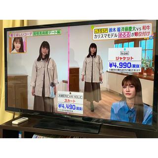 BRAVIA - KDL-55HX750 ソニー 55インチ液晶テレビ 動作問題無しです