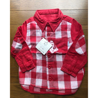 ベルメゾン(ベルメゾン)のベルメゾン GITA 長袖 シャツ 90cm(ブラウス)