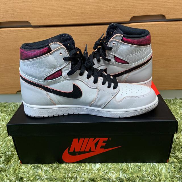NIKE(ナイキ)のAIRJORDAN1 NYC to Paris メンズの靴/シューズ(スニーカー)の商品写真