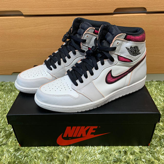NIKE - AIRJORDAN1 NYC to Paris