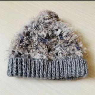 ジーナシス(JEANASIS)のjeanasis ニット帽(ニット帽/ビーニー)