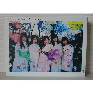 初回生産限定盤 Little Glee Monster juice DVD付