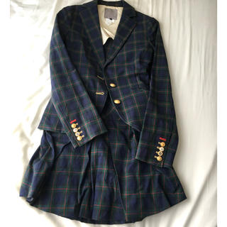 DOUBLE STANDARD CLOTHING - 【希少】ダブスタ/ダブルスタンダードクロージング/セットアップ/限定チェック柄