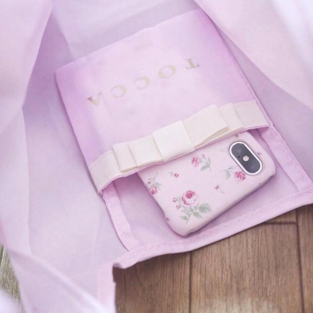 TOCCA(トッカ)の★期間限定 美人百花雑誌付録 可愛いらしいTOCCAショッピングエコバッグ レディースのバッグ(エコバッグ)の商品写真