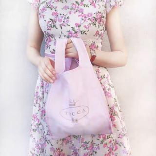 TOCCA - ★期間限定 美人百花雑誌付録 可愛いらしいTOCCAショッピングエコバッグ