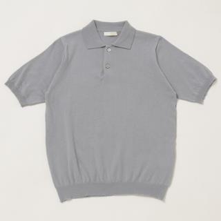 COMOLI - niuhans 20ss ニットポロシャツ