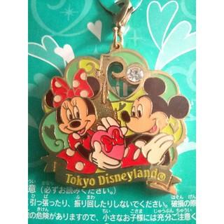 ディズニー(Disney)のディズニー 非売品 フックチャーム 2004年 バレンタイン(ノベルティグッズ)