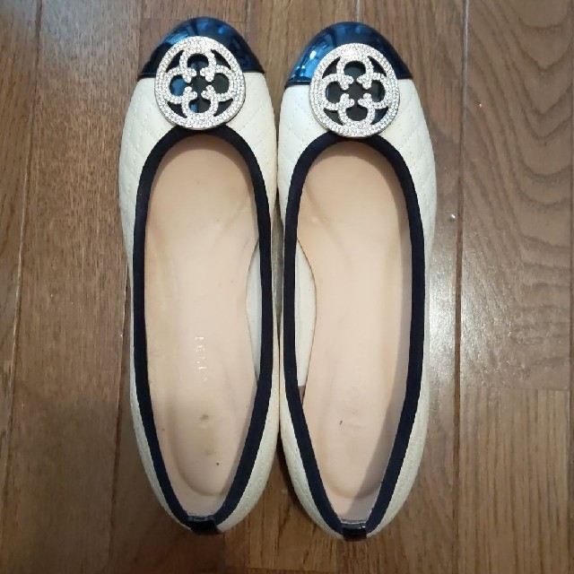 JELLY BEANS(ジェリービーンズ)のジェリービーンズ バレエシューズ パンプス フラットシューズ 25cm レディースの靴/シューズ(ハイヒール/パンプス)の商品写真