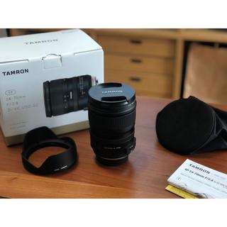 TAMRON - Tamron SP 24-70㎜ F2.8 Di VC USD G2