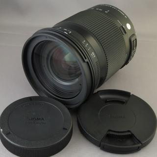 SIGMA - シグマ キヤノンEF用18-300mm F3.5-6.3DC MACRO OS(