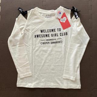 レピピアルマリオ(repipi armario)の★専用です★   repipi armario ♡ USAコットン長袖カットソー(Tシャツ/カットソー)