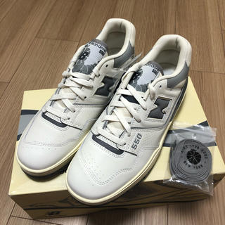 New Balance - 27.5cm ALD / NB P550 Basketball Oxfords