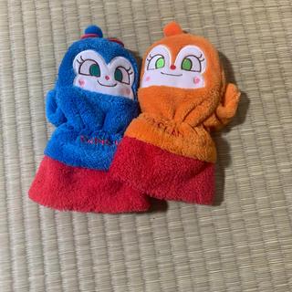 アンパンマン(アンパンマン)のドキンちゃん こきんちゃん 手袋(手袋)