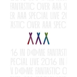 トリプルエー(AAA)のAAA DVD FANTASTIC OVER(その他)