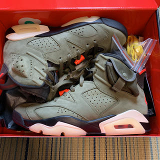 NIKE - Air Jordan 6 Travis Scott