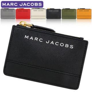 マークジェイコブス(MARC JACOBS)の【新品】マークジェイコブス コインケース・パスケース(パスケース/IDカードホルダー)