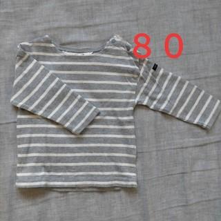 フタフタ(futafuta)の【送料込】バースデイ futafuta フタフタ ベビー ロンティー 80cm(Tシャツ)