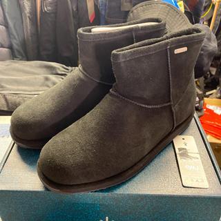 エミュー(EMU)の【新品】EMU AUSTRALIA 防水加工 ムートンブーツ 27.0cm(ブーツ)