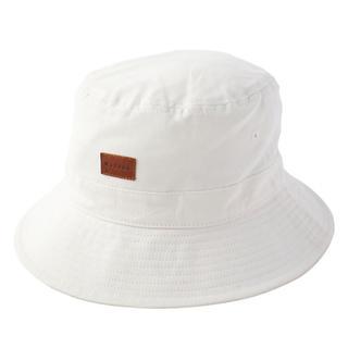 マウジー(moussy)のCotton bucket hat  / aclent(ハット)