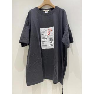ブランバスク(blanc basque)のオーバーサイズT(Tシャツ(半袖/袖なし))