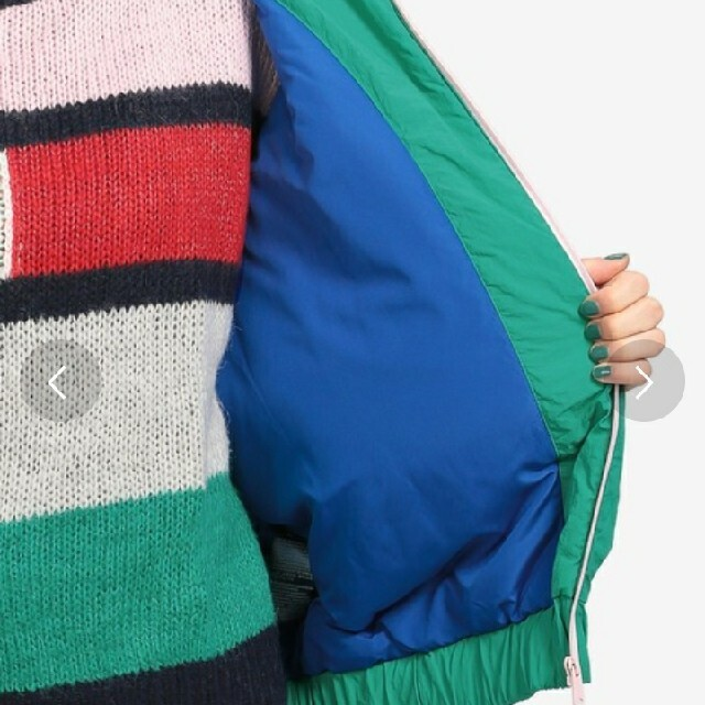 TOMMY HILFIGER(トミーヒルフィガー)のTOMMY HILFIGER新作 レディースのジャケット/アウター(ナイロンジャケット)の商品写真