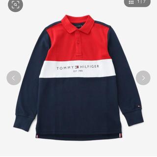 トミーヒルフィガー(TOMMY HILFIGER)のトミーヒルフィガー 100cm(Tシャツ/カットソー)