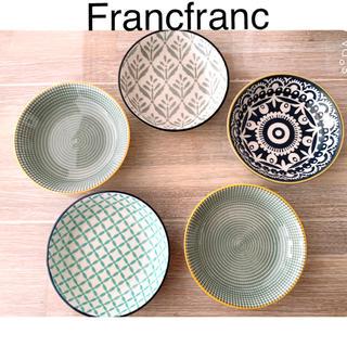 Francfranc - 🌟フランフラン小皿🌟5枚セット