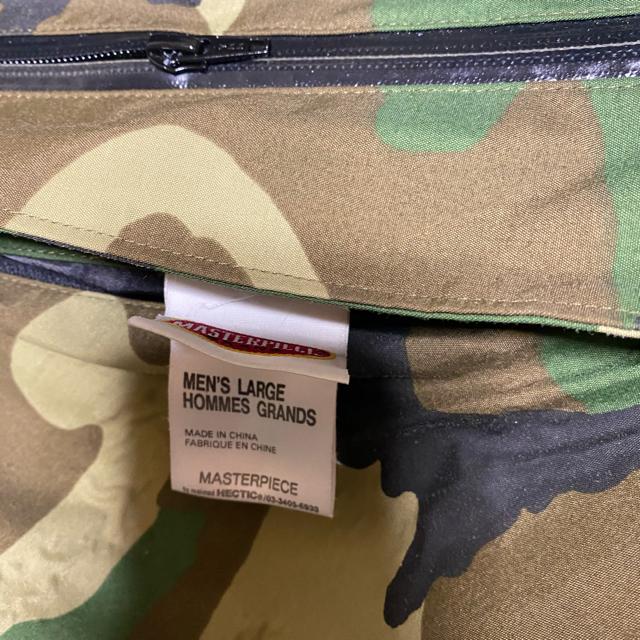 master-piece(マスターピース)のmasterpiece 窪塚着 L メンズのジャケット/アウター(ナイロンジャケット)の商品写真